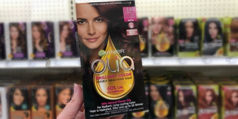 High Value 2 1 Garnier Olia Hair Color Coupon Just 1 99 At