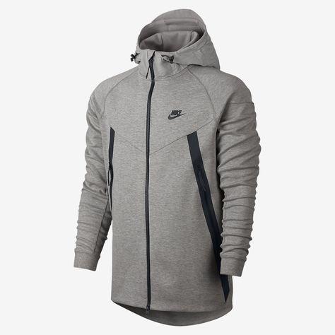 Calidad superior apariencia elegante mejor selección de Nike Tech Fleece Windrunner Super Men's Jacket. Nike Store ...