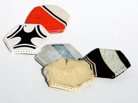 Noemie Doge, recycled jewelry, upcycled jewelry, recycled footballs, eco-friendly jewelry, sustainable jewelry, recycled fashion, upcycled f...