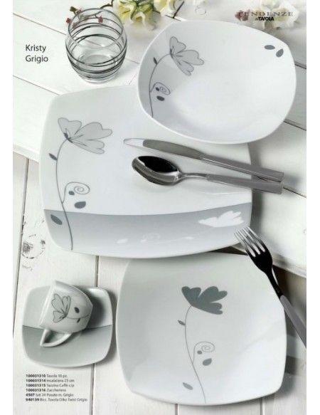 La porcellana bianca del servizio di piatti e tazze di Maxwell ...