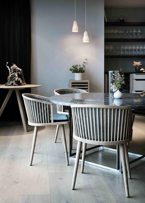 Tavoli E Sedie Per Ristoranti Da Esterno.Geranium Copenhagen Restaurant Tavolo E Sedie Ristorante