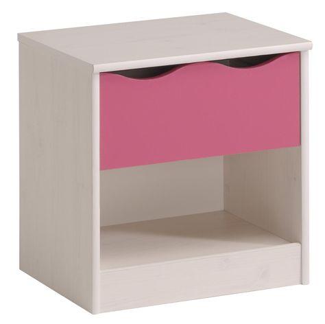 Nachtkommode Lilou Ein Kleiner Möbeltraum Für Mädchen Ist Ganz