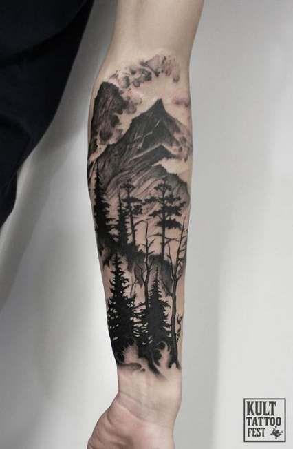 67 Trendy Ideas For Tattoo For Women Half Sleeve Tree Nature Tattoo Sleeve Sleeve Tattoos Best Sleeve Tattoos