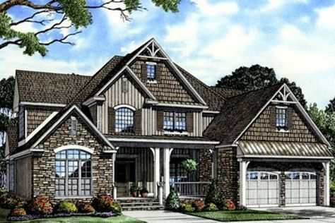 Bungalow Huser. 18 Best Homes With Stone Images On Pinterest
