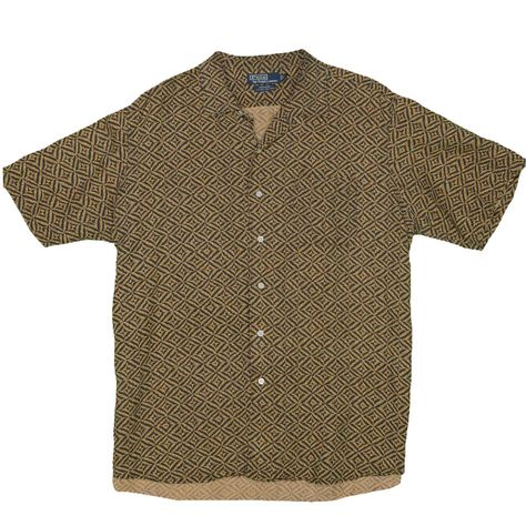Recent Ralph Lauren Short Sleeve 100% Linen Pullover
