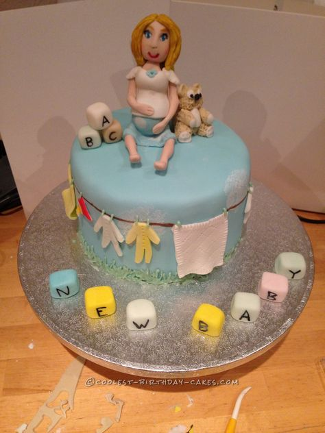 Coolest Baby Shower Cake... Coolest Birthday Cake Ideas