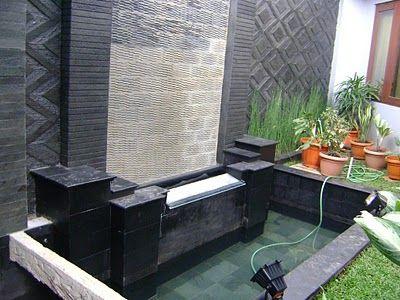 Cara Membuat Taman Kecil Di Depan Rumah  87 best innercourt yard images house design interior