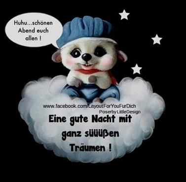 Gute Nacht Sprüche Lustig Facebook Gute Nacht Gute Nacht