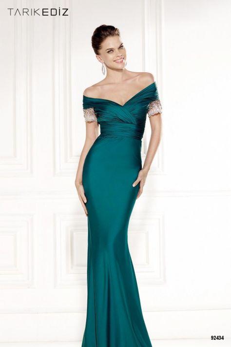 77892d7966684 Sorprendentes vestidos largos elegantes de moda para fiesta