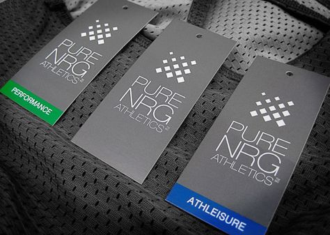 PURE NRG ATHLETICS on Behance