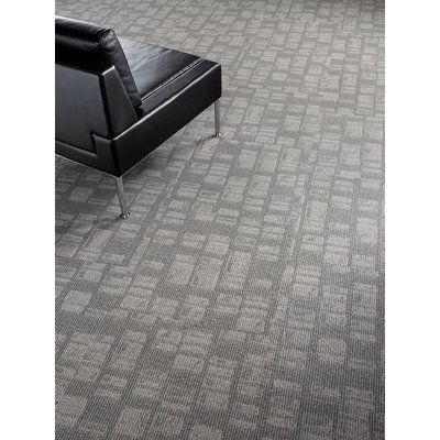 Mohawk Grafton 24 X 24 Carpet Tile In Granite Carpet Tiles