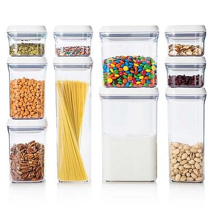 6 Things You Need When You Move Into A New House Haute Off The Rack In 2020 Food Storage Container Set Food Storage Containers