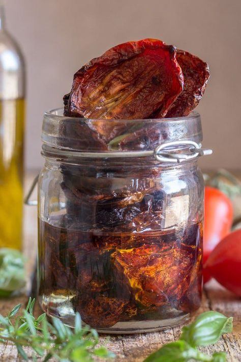 Homemade Oven Dried Tomatoes - Fast & Easy Italian Recipe    Italy food culture  Italian cuisine, one of the richest cuisines in the world, varies considerably by region. While fish, potato, rice, corn, pork and cheese varieties are the most used materials in the north of the country, in Liguria, which is called the Italian Riviera, basil, walnut and olive oil come to the fore with fish and seafood varieties. Food in Italy is ... #dried #Easy #Fast #Homemade #Italian #Oven #Recipe #tomatoes