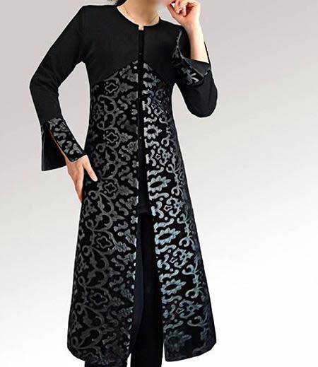 Source by auliaam #Outerwear batik | Pakaian wanita, Pakaian, Pakaian modis
