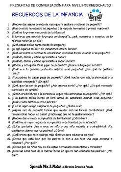 Práctica Oral 450 Preguntas Sobre 28 Temas Para Conversación En Español Language Quotes Spanish Vocabulary Teaching