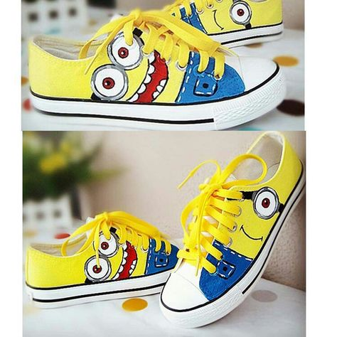 Minions converse | Schuhe