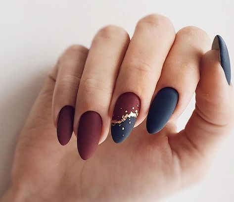 Exceptionally Beautiful Matte Nail Art Designs You Might Wish to Have This Year