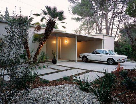 california ranch house.