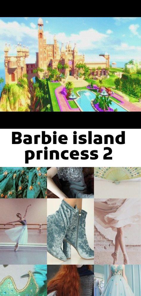 Barbie island princess 2