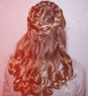 Handmade Hairstyle Cool Image Short Thin Hair Curly Hair Styles Naturally Hair