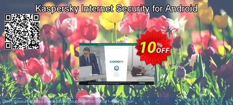 Kaspersky Internet Security for Android Coupon 64% discount code, Aug 2019