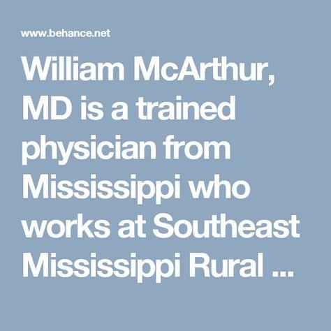 Pin On William Mcarthur Md