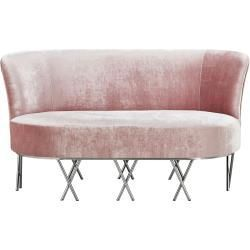Upholstered Furniture Sofa Pink Pink 145 Cm 72 Cm 80 Cm Upholstered Furniture In 2020 Upholstered Furniture Sofas Sofa Furniture Upholstered Furniture