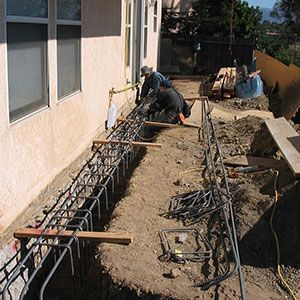 8 best foundation underpinning images on pinterest los angeles foundation underpinning project solutioingenieria Images