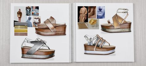 Veronica Solivellas | Trend Book Shoes Spring-Summer 2016 #32