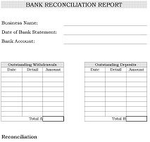 Awesome Free Bookkeeping Forms And Accounting Templates | Balance Sheet Template  And Balance Sheet On Blank Bank Reconciliation Form