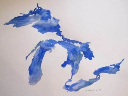 53+ New Ideas For Tattoo Watercolor Men Blue