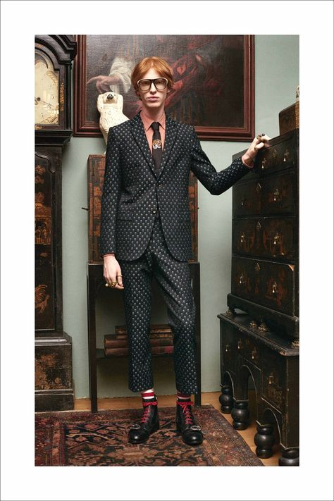 Gucci's New Men's Cruise Collection by Alessandro Michele-slideshow