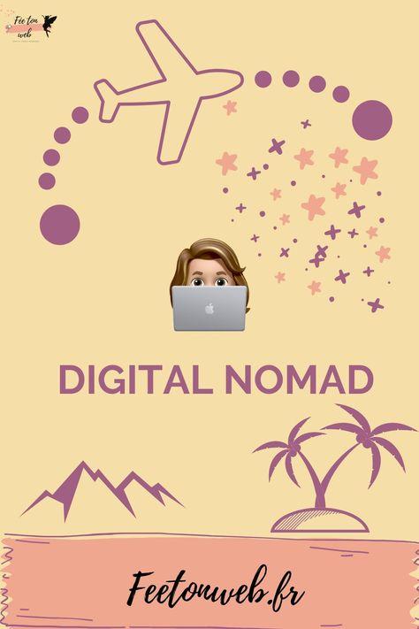 Digital Nomad 🛫