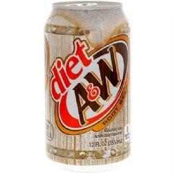 A W Root Beer 355ml Buy Online American Uk Europe Root Beer Diet Root Beer Cream Soda