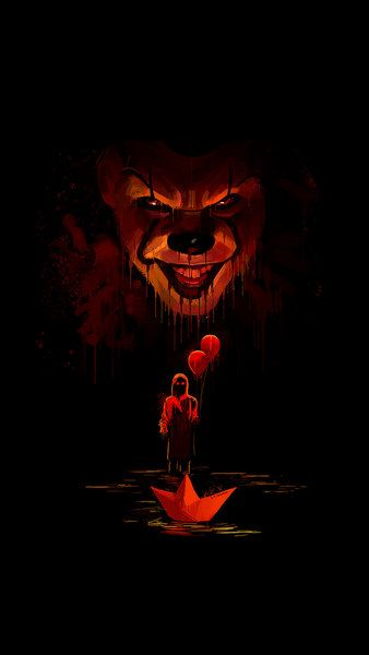 It Chapter 2 Pennywise The Clown 4k Click Image For Hd Mobile And Desktop Wallpaper 3840x2160 1920x1080 21 Scary Wallpaper Clown Horror Horror Movie Art