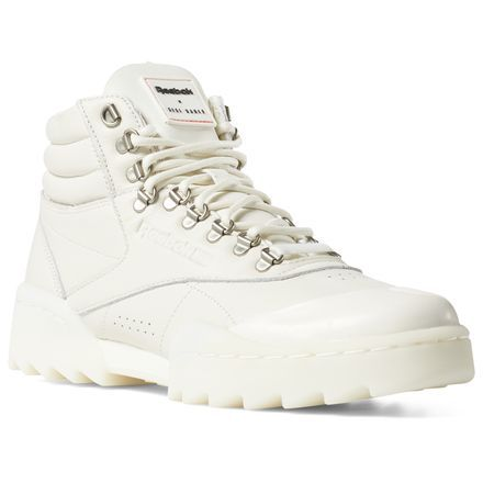 Reebok Women's Freestyle Hi Nova Ripple x Gigi Hadid in