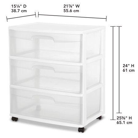 Home Drawers Wardrobe Organisation Stationary Storage