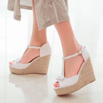 : Buy Summer platform wedges high heels