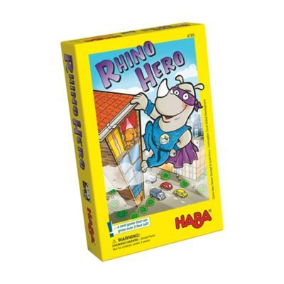 Haba Rhino Hero Family Game Hero Games Hero Family Games