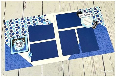Picture This! - April 1-2-3 Sketch and Layout! #creative #memories #scrapbooking #layouts data:blog.metaDescription