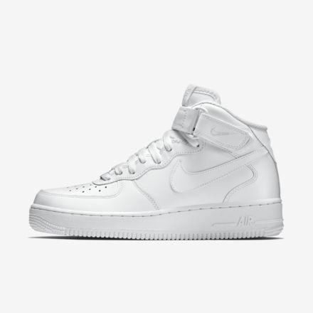 Мужские кроссовки Nike Air Force 1 Mid '07. RU