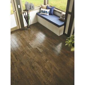 Bruce America S Best Choice 5 In Wood Trail Oak Handscraped Solid Hardwood Flooring 23 5 Sq Ft Lowes Com Solid Hardwood Floors Hardwood Floors Flooring
