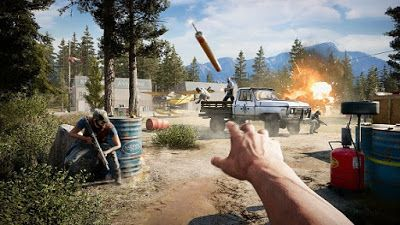 Download Far Cry 5 Gold Edition Multi15 Repack Game Pc Grafis Game