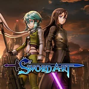 Battle your way through Sword Art Online, a free-to-play MMO