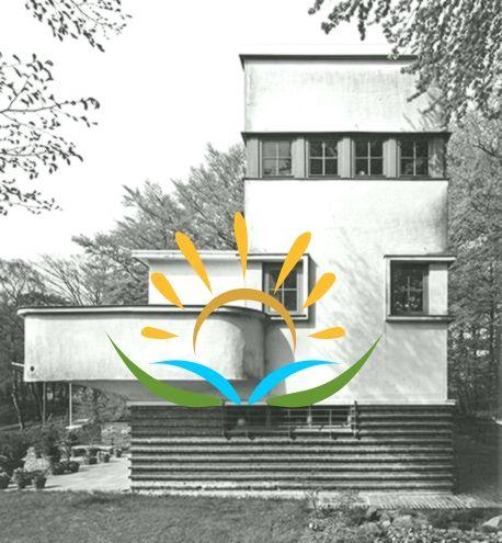 Modern German House After War House Dr Fischer 1926 1927 In Wuppe German Houses Dr House Modern
