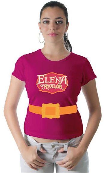 a3482e6296492 Camiseta Princesa Elena De Avalor Festa no Elo7 | Bem-Custo-Mi (EE64C0