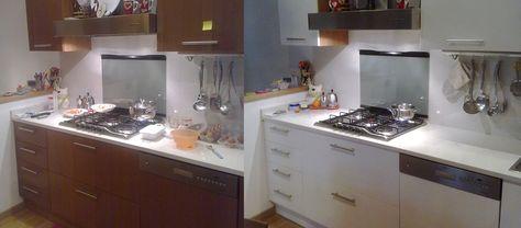 Ante Cucina Fai Da Te.Modem Sas Rinnovo E Rilaccatura Cucine Treviso Rinnova