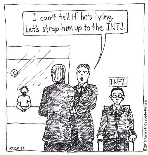 How To Be Friends With an INFJ