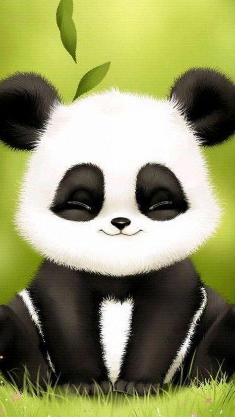 41 Super Ideas Wall Paper Iphone Cute Panda Cute Panda Wallpaper Panda Wallpapers Cute Panda