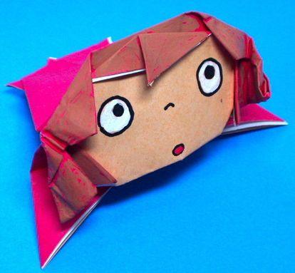 折り紙 ジブリの折り方 作り方 となりのトトロ ポニョ 猫バス トトロ 猫 バス 折り紙